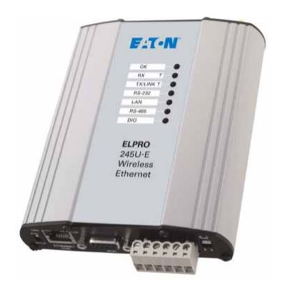 245U-E-G1 Low Cost Wireless Ethernet Modem