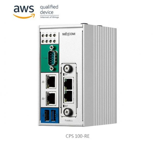 Industrial IOT Gateway CPS 100-RE DP