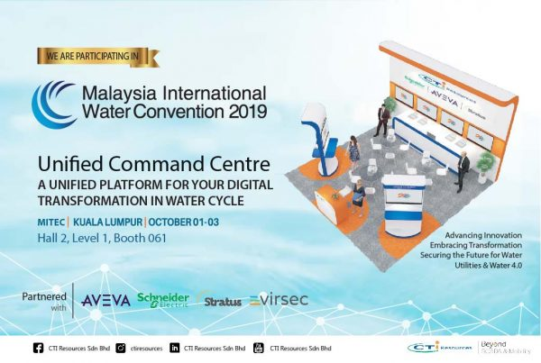 MIWC CTI Unified Command Centre 2019