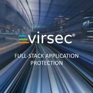 Virsec full stack protection cybersecurity