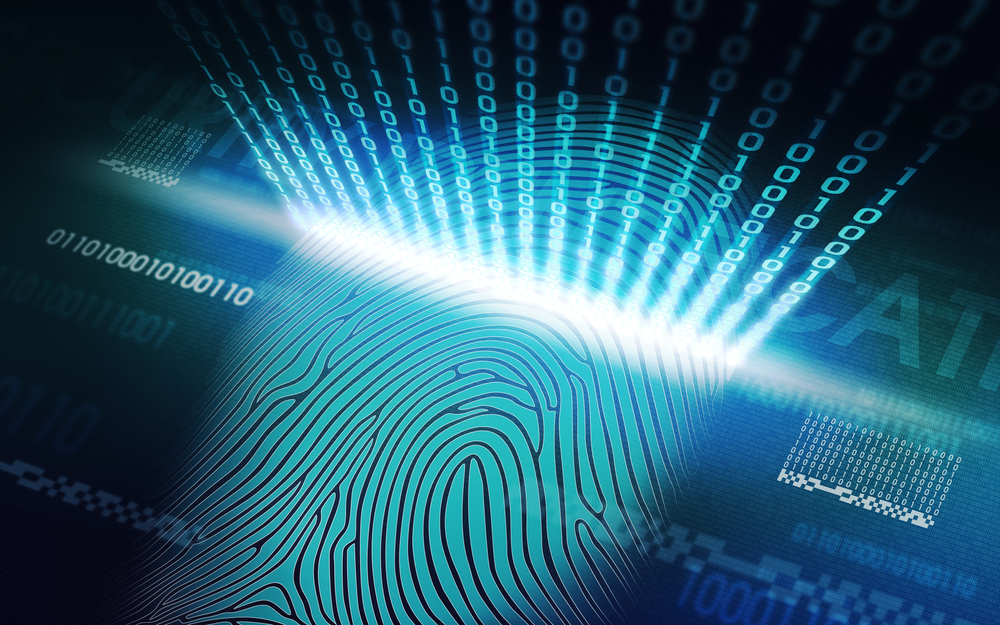 BIOMETRIC FINGERPRINT IDENTIFICATION SYSTEM