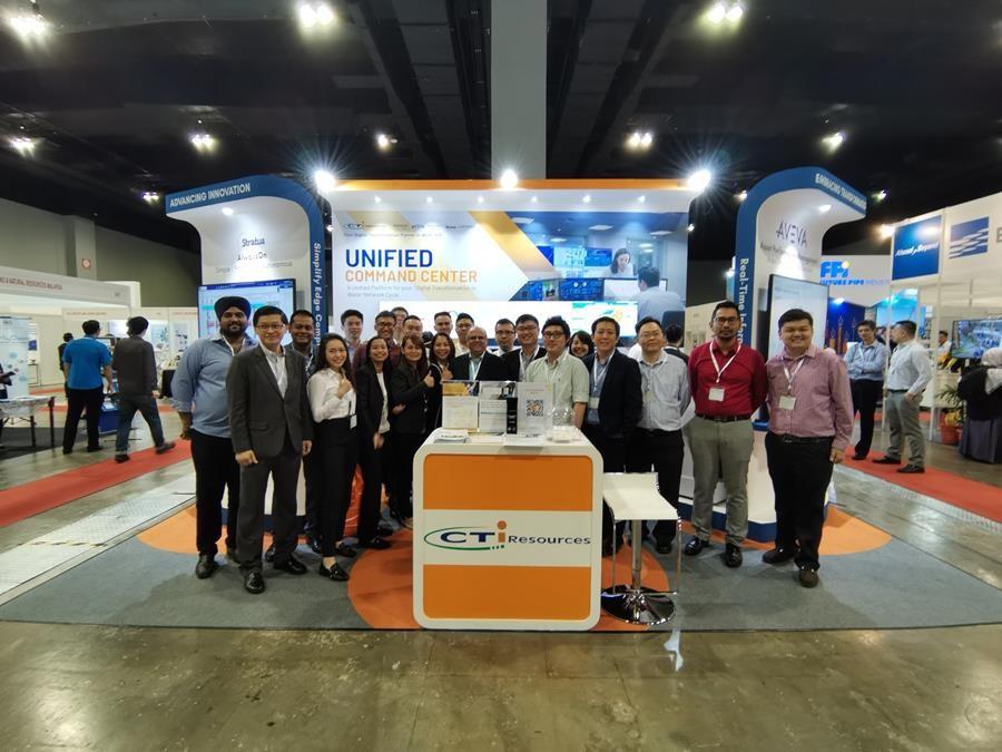 CTI Resources Water Malaysia 2019