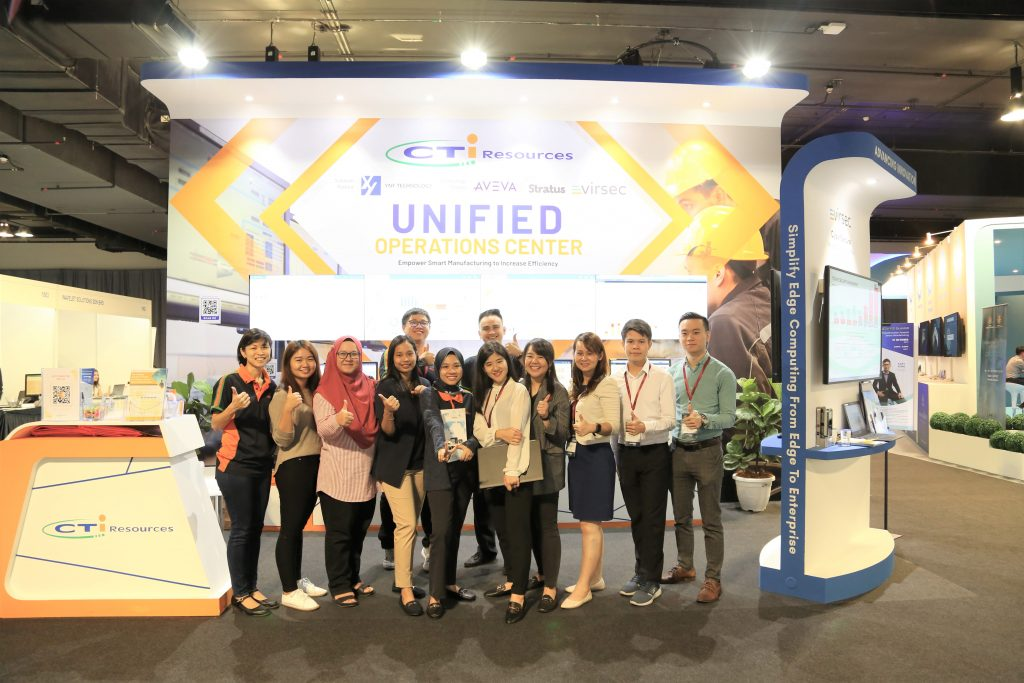 industry4wrd group photo CTI RESOURCES 2019
